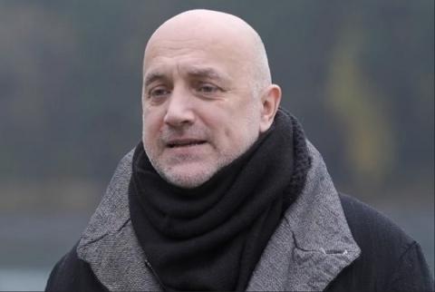 Прилепин объяснил отказ от депутатского мандата в пользу Дмитрия Кузнецова