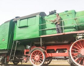 Ретро-поезд запустят между Нижним Новгородом и Богородском в июне 2021 года