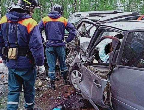 Появились подробности о виновнике ДТП с четырьмя погибшими в Борском районе