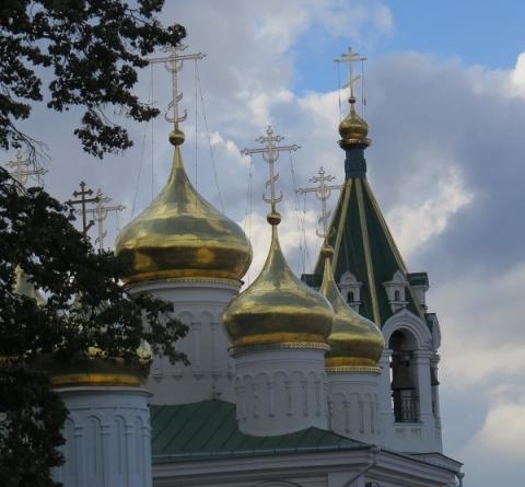 """Выставка """"Небесный Нижний"""" открывается в обновленном манеже в Нижегородском кремле"""