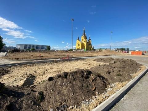 Новый прогулочный маршрут появится на Окской набережной в Нижнем Новгороде