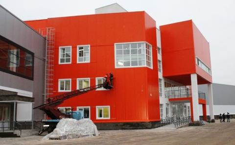 Спорткомплекс за 61 млн рублей построят в Нижнем Новгороде в течение 5 лет
