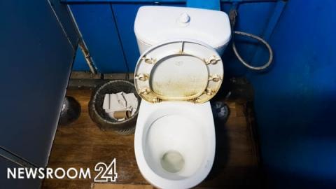 В нижегородском парке отключили от сети туалет, якобы показывавший фильмы для взрослых