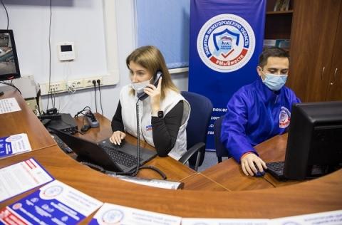 Волонтерский центр по оказанию помощи в пандемию принимает обращения нижегородцев