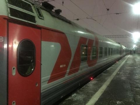 Инновационный поезд запустят между Нижним Новгородом и Санкт-Петербургом с 8 мая