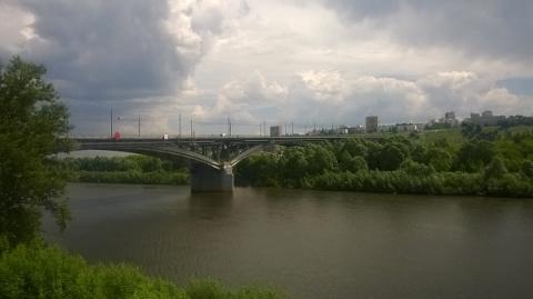 Сезонный проход появится под Канавинским мостом в Нижнем Новгороде