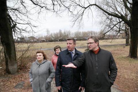 Открытый ФОК построят на нижегородском стадионе «Красная Этна» осенью 2021 года