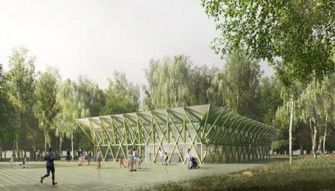 Спортивный центр в парке «Швейцария» будет круглогодичным