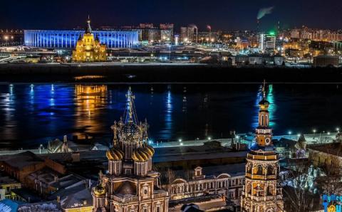 Японское СМИ включило Нижний Новгород  в список загадочных городов мира