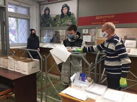 Нижегородский военкомат опроверг девятичасовые очереди из призывников