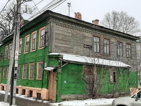 Капремонт расселённого дома возмутил нижегородцев.