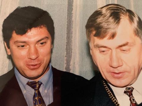 Лебедев рассказал, как Немцов предлагал ему сменить «веру»