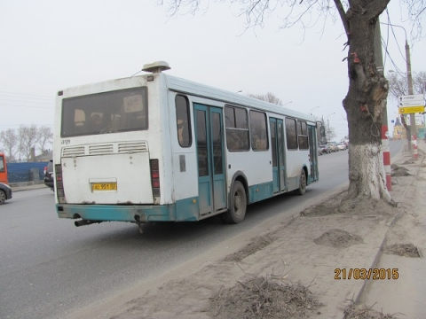 Высадившего из автобуса 10-летнюю девочку кондуктора оштрафуют в Дзержинске