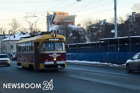 Закупка 11 ретро-трамваев для Нижнего Новгорода приостановлена по жалобе