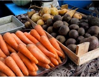 Цены на морковь, яблоки и муку снизились в Нижегородской области за неделю