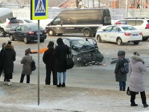 Прокуратура начала проверку из-за ДТП с двумя погибшими на проспекте Гагарина