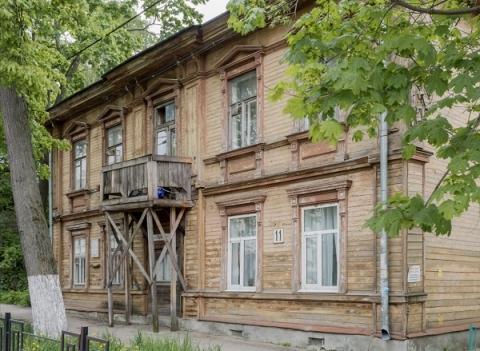 15 домов восстановят в двух исторических кварталах Нижнего Новгорода к 800-летию