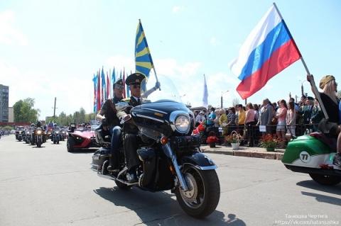 Нижегородские байкеры устроят мотопарад в День Победы