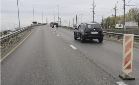 Ремонт Борского моста в Нижегородской области завершат в ноябре