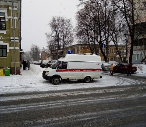 В Нижнем Новгороде двухлетний ребенок госпитализирован с отравлением наркотиками