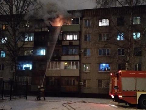 Стали известны подробности пожара в Нижнем Новгороде 1 января