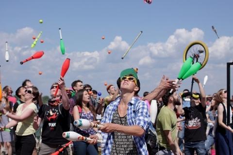 12 площадок Нижнего Новгорода задействуют в праздновании Дня России