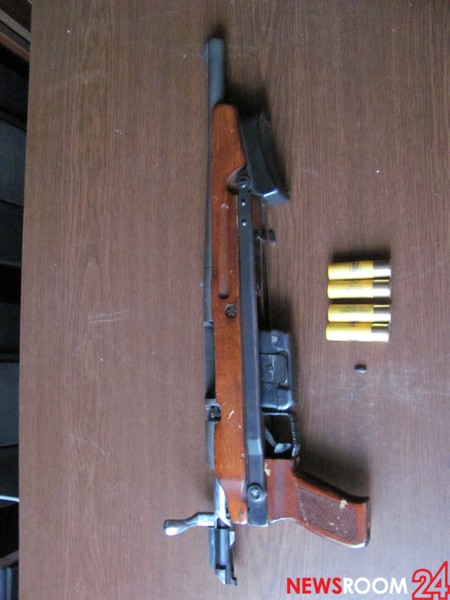 Расстрелявшего машину соседки мужчину задержали в Нижнем Новгороде