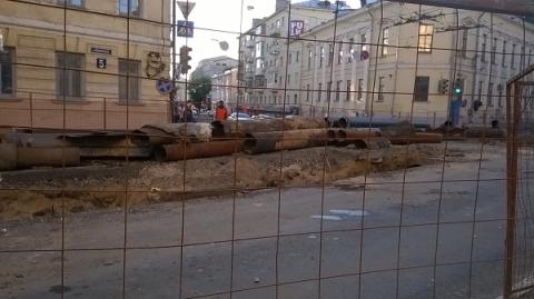 Три пространства в Нижнем Новгороде благоустраивают с отставанием от графика