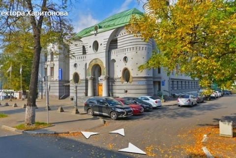 Здание банка на Малой Покровской загорелось в Нижнем Новгороде