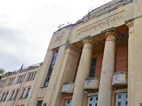 ДК имени Ленина в Нижнем Новгороде перестроят в многоквартирный дом