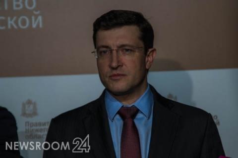 Глеб Никитин опроверг уход с поста губернатора Нижегородской области