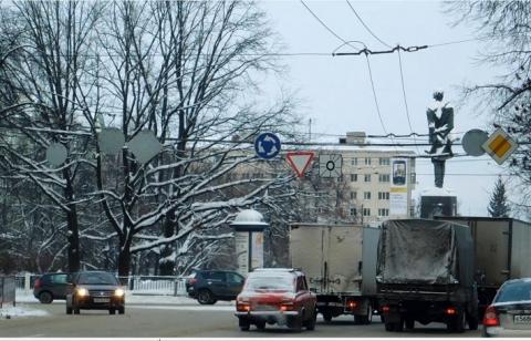 К 800-летию Нижнего Новгорода реконструируют площадь Горького
