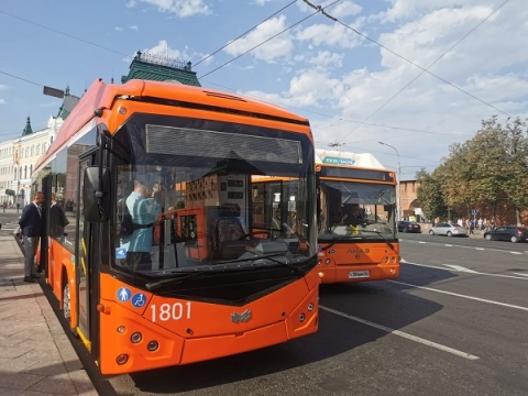Оборонный ЦНИИ «Буревестник» будет выпускать троллейбусы в Нижнем Новгороде
