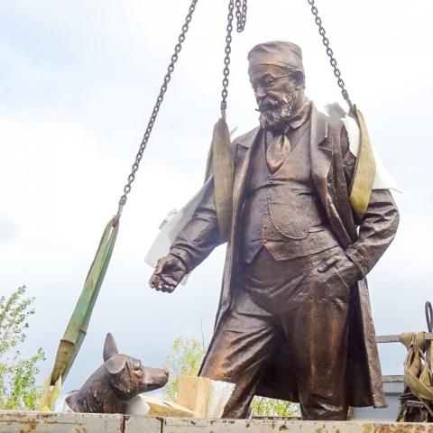 Памятник булгаковскому профессору Преображенскому устанавливают в Нижнем Новгороде