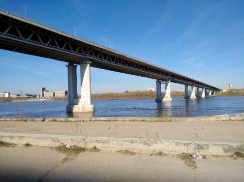Платный мост через Оку планируют построить в Нижнем Новгороде