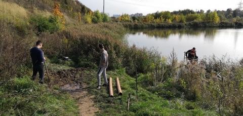 На Щелоковском хуторе владельца одного из домов заподозрили в сливе канализации в озеро