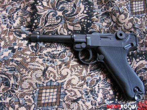 Оружие обнаружили в машине после стрельбы в Сормовском районе