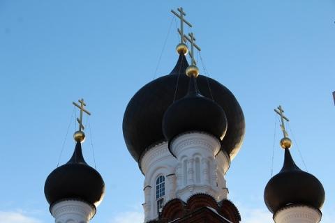Храм Кирилла и Марии Радонежских построят в Щербинках