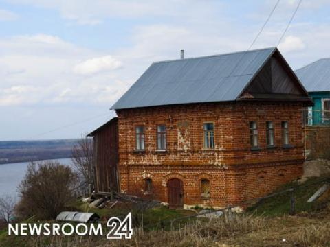 Мост и 60 садовых участков освобождены от воды в Нижегородской области 9 мая