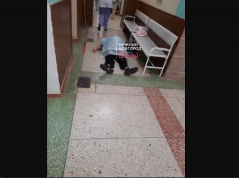 Пациент скончался в поликлинике Советского района