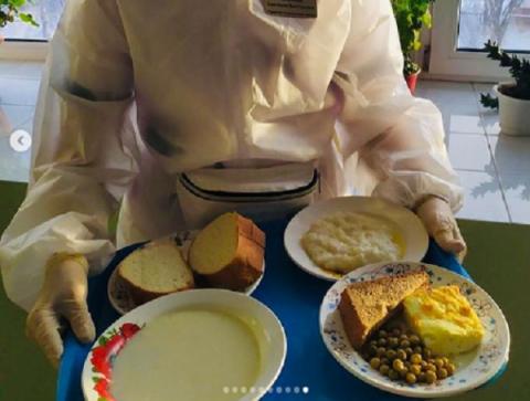 Мелик-Гусейнов показал обеды пациентов больниц в Нижегородской области