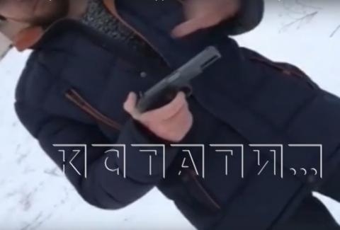 Опубликован предсмертный разговор нижегородки с мужем-стрелком на Суетинской