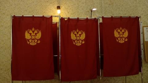 Явка на выборах депутатов Госдумы в Нижегородской области составила 8,21%