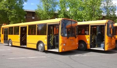 13 маршрутов автобусов ликвидируются в Нижнем Новгороде