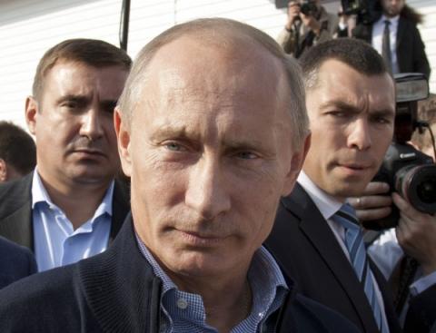 Путин отложил поездку в Саров из-за непогоды