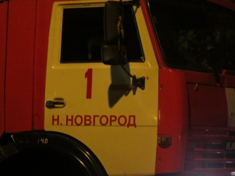 70 человек эвакуировали из нижегородского гипермаркета из-за пожара