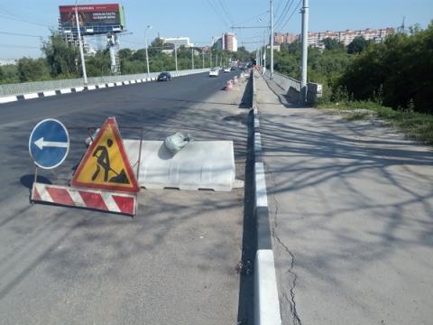 Участок Нижневолжской набережной закроют для транспорта 1 августа