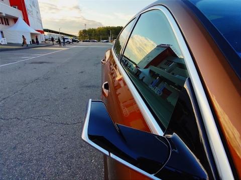 В Нижнем Новгороде протестировали электромобиль Audi e-tron Sportback