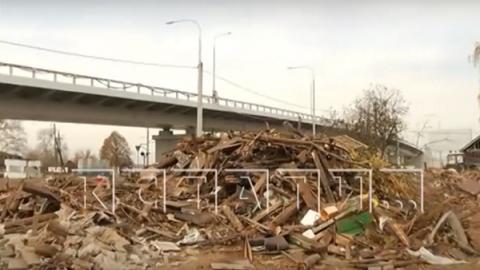 В Неклюдово без уведомления  жильцов снесли дом на три семьи