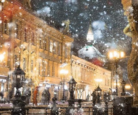 Последняя неделя 2020 года принесет в Нижний Новгород снег и морозы